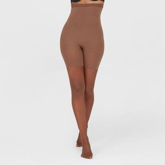 ASSETS by SPANX Women's High-Waist Shaping Pantyhose -