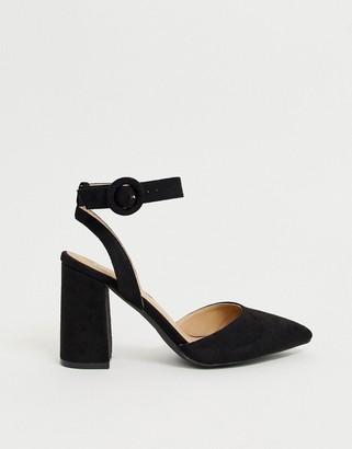 Raid RAID Edris black heeled shoes