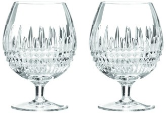 Waterford Lismore Diamond Brandy Glass (Set Of 2)