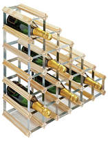 RtA 27 Bottle Under Stairs Wine Rack