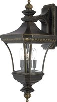 Quoizel 3 Light Wall Lantern