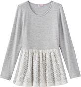 Design 365 Lace Tunic - Girls Toddler Girl