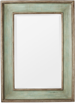 OKA Pevensie Mirror - Antique Green
