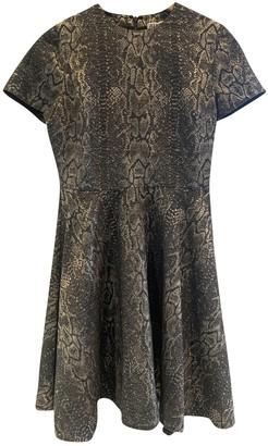 ALICE by Temperley Metallic Cotton - elasthane Dress for Women