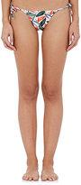 Onia Women's Kate String Bikini Bottom-WHITE