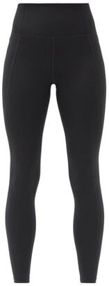 Girlfriend Collective High-rise Compression Leggings - Black