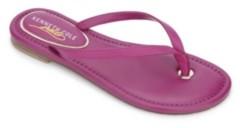 Kenneth Cole New York Mello Flip Flops Women's Shoes