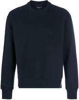 3.1 Phillip Lim logo embossed sweatshirt
