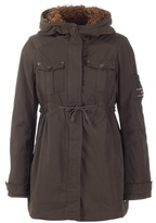 ODD MOLLY - Hooded gas coat