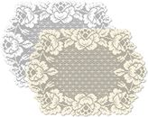 Heritage Lace® Cottage Rose Placemat