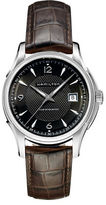 Hamilton Jazzmaster Viewmatic Leather Strap Timepiece