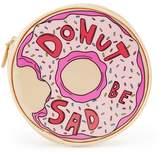Forever 21 Donut Be Sad Makeup Bag