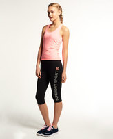 Superdry Gym Sprint Capri Leggings