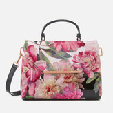 Ted Baker Women's Petall Painted Posie Small Lady Bag - Baby Pink