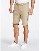 William Rast Baine Slim Straight Shorts