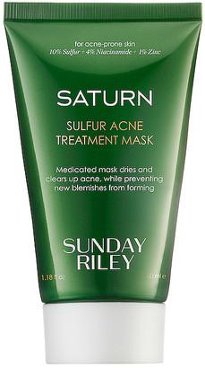 Sunday Riley Saturn Sulfur Acne Treatment Mask