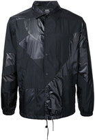 Anrealage patchwork jacket - men - Nylon - 46