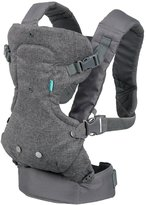 Infantino Flip Advanced 4-in-1 Convertible Carrier - Light Grey - One Size