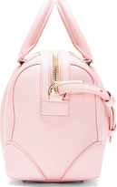 Givenchy Pink Leather Lucrezia Mini Duffle Bag