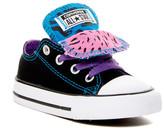 Converse Chuck Taylor All Star Double Tongue Sneaker (Toddler)