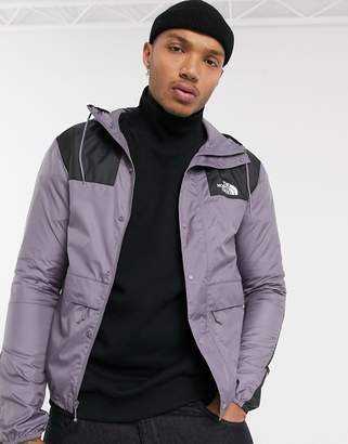 The North Face 1985 Mountain jacket in grey