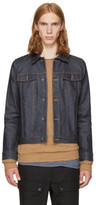 A.P.C. Navy Denim Brandy Jacket