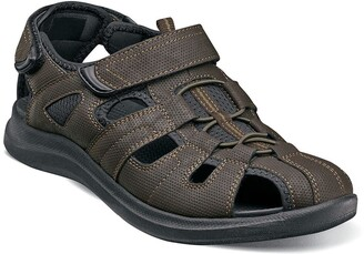 Nunn Bush Rio Vista Closed Toe Fisherman Sandal