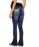 ZCO JEANS Zco Jeans Classic Fit Bootcut Jeans-Maternity