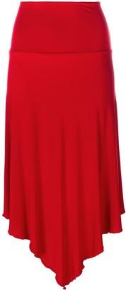 Jean Paul Gaultier Pre-Owned asymmetric skirt