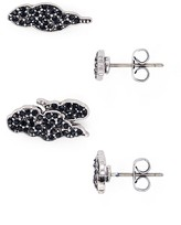 Marc Jacobs Pavé Cloud Stud Earrings