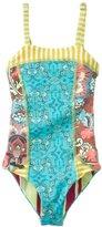 Maaji Little Girls' Parrot Paradise One-Piece Swimsuit