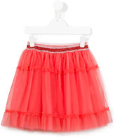 Gucci Kids - glitter waistband tutu - kids - Cotton/Polyamide - 6 yrs