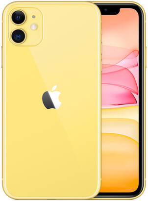 Apple iPhone 11 - 256GB Yellow - Sprint with installments plan)