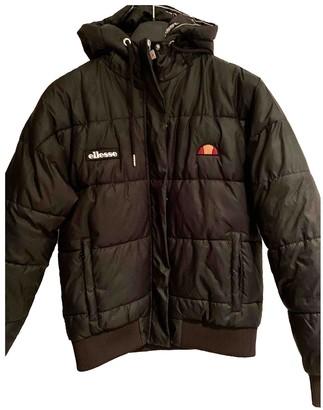 Ellesse Black Coat for Women