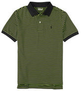 Ralph Lauren Boys 8-20 Performance Active Stripe Polo