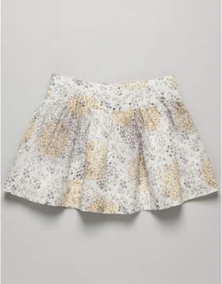NECK & NECK Girls' Grey Posh Skirt