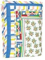 Le Petit Lucas du Tertre Sarong Bouti Matisse Reversible Quilted Play Mat