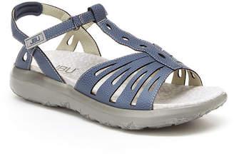 Jambu J Sport By Womens Melon Sandal Strap Sandals