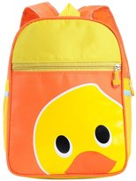 Happy Cherry Kid Backpack, Baby Boys Girls Toddler Pre School Bags,Frog
