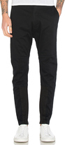 Helmut Lang Back Strap Trousers in Black. - size 36 (also in )