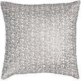 Pine Cone Hill Glaze Sequined Velvet Square Pillow