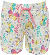 M&Co Butterfly print shorts