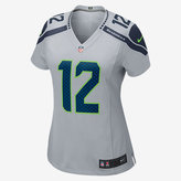 Nike NFL Seattle Seahawks Game Jersey (Fan) Women's Football Jersey