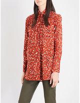 By Malene Birger Abracca cotton-voile shirt