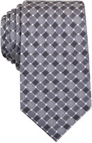 Perry Ellis Men's Hall Grid Classic Tie