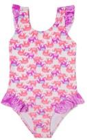 Hula Star Girl's 'Barnum & Bailey' One-Piece Swimsuit