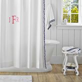 Pom Pom Shower Curtain, Royal Navy