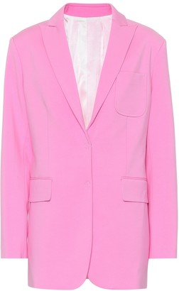 Joseph Hesston stretch cotton-blend blazer