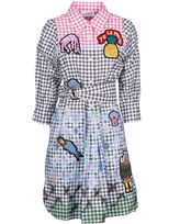 Peter Pilotto Gingham Shirt Dress