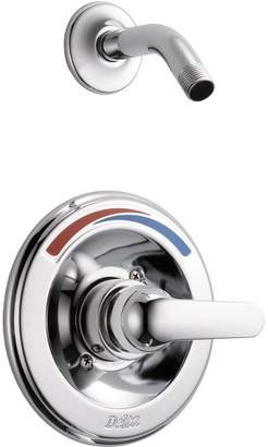 Delta Faucet T13291-SLHD Classic Monitor 13 Series Single Function Pressure Balanced Shower Trim Package
